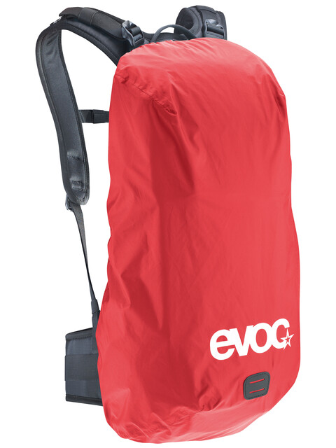 Evoc Raincover Sleeve 25 - 45 L red